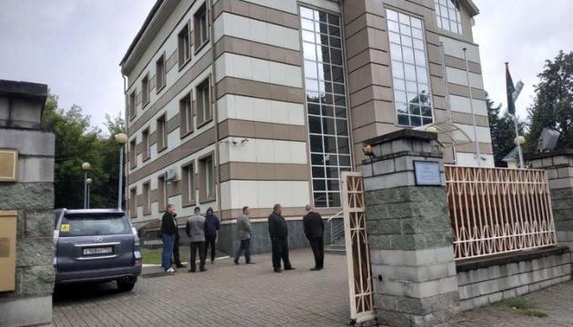 Невідомі намагалися взяти штурмом посольство Лівії в Білорусі - ЗМІ