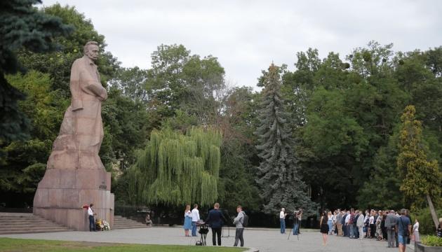 Львівщина та Прикарпаття відзначають 164 річницю народження Франка