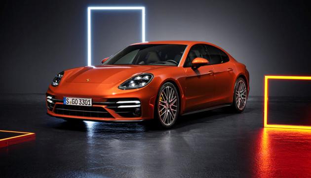 Porsche представив седан, що розганяється до 315 кілометрів