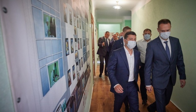 Selenskyj ernennt neuen Gouverneur der Oblast Kirowohrad