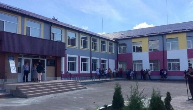 Оновлена школа-гімназія в Іллінцях – одна з найкращих на Вінниччині, - голова ОДА