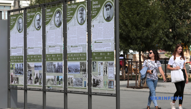 У Києві відкрили виставку про боротьбу українців і поляків із більшовизмом