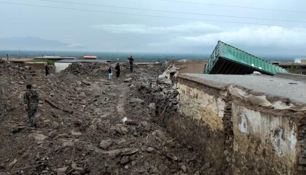 В Афганистане за сутки от наводнений погибли более 100 человек