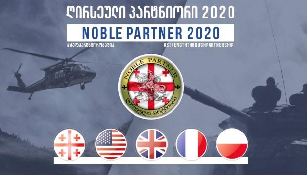 Украинские морпехи уже на обсервации перед участием в учениях Noble Partner 2020