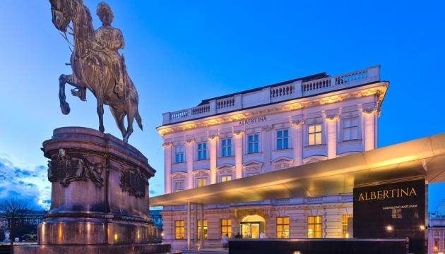Віденська Альбертіна пропонує екскурсію українською в новій експозиції