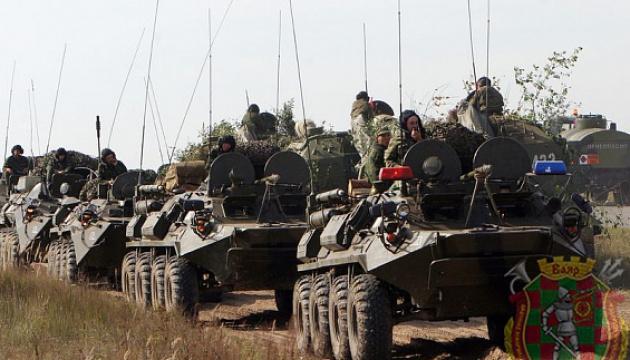 Білорусь перекидає війська до кордону з Польщею та Литвою – на навчання