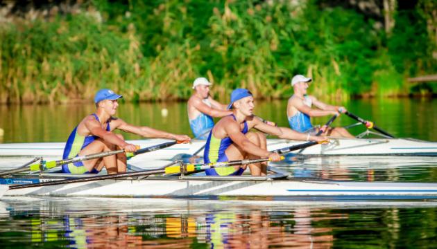 У Дніпрі визначили учасників юніорського чемпіонату Європи з академічного веслування