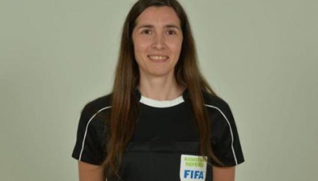 Українські арбітри обслуговуватимуть фінал жіночої Ліги чемпіонів УЄФА