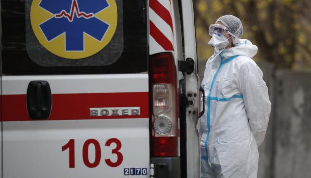 В Україні за добу - 3 584 випадки коронавірусу