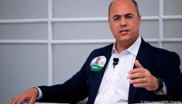 Губернатора Ріо-де-Жанейро відсторонили від посади за підозрою у корупції