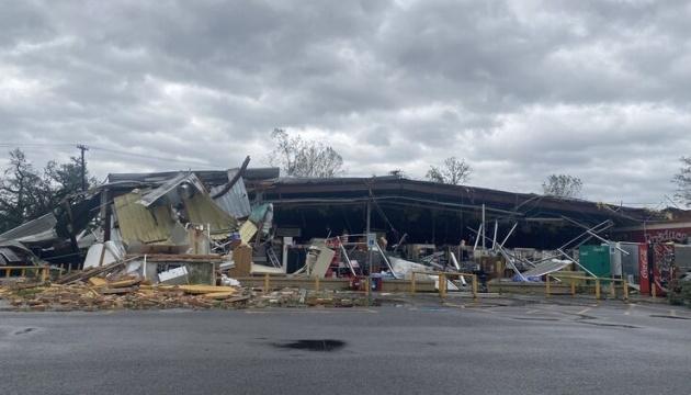 В Штатах увеличилось количество жертв урагана Лора