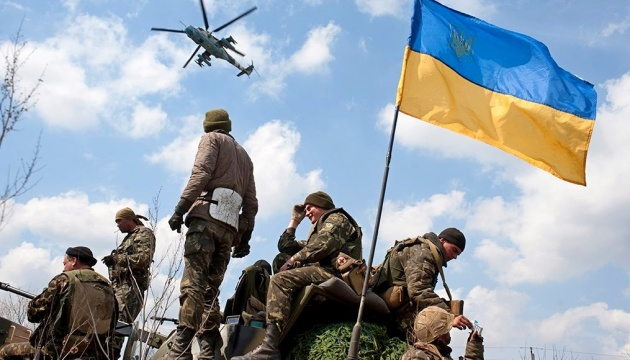 Russian-led forces violate ceasefire in Donbas once