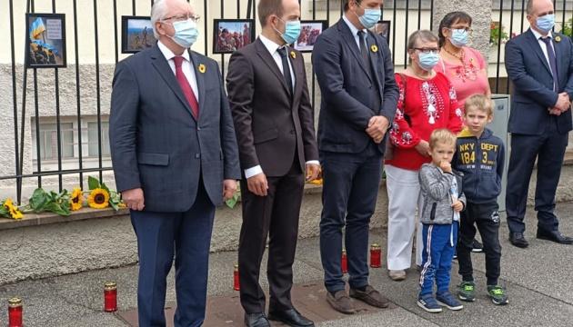 У Страсбурзі вшанували пам'ять захисників України