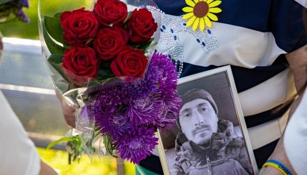На Дніпропетровщині вшанували пам'ять загиблих захисників України