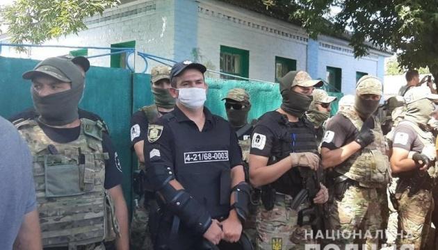 На Харківщині мешканці селища вимагають виселення ромів, акція переросла у сутичку