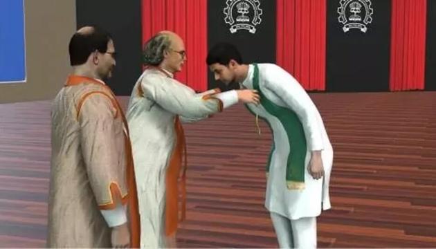 Індійський університет провів випускний у віртуальній реальності
