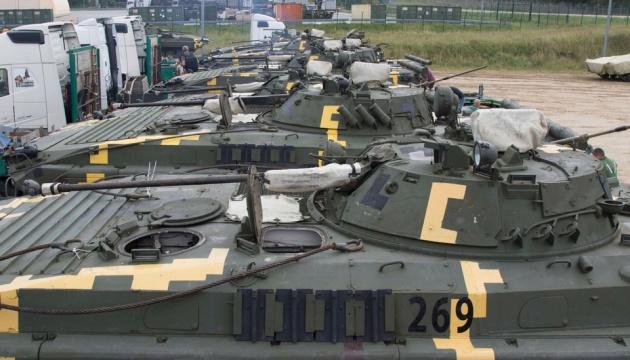 ウクライナ軍人、NATO演習参加のためにドイツに到着