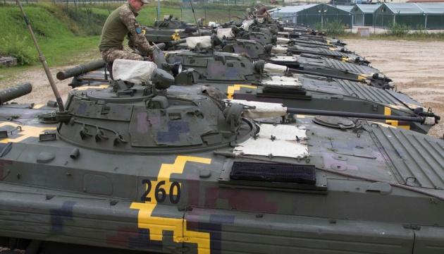 Украинские военные прибыли в Германию для участия в учениях НАТО
