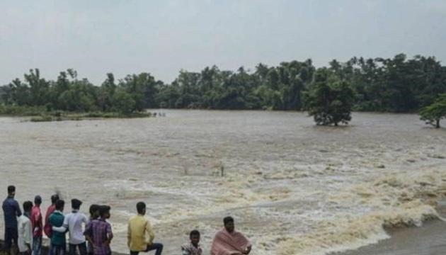 В Индии из-за наводнения погибли 17 человек
