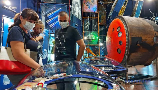 Космічна мрія музею Сергія Корольова