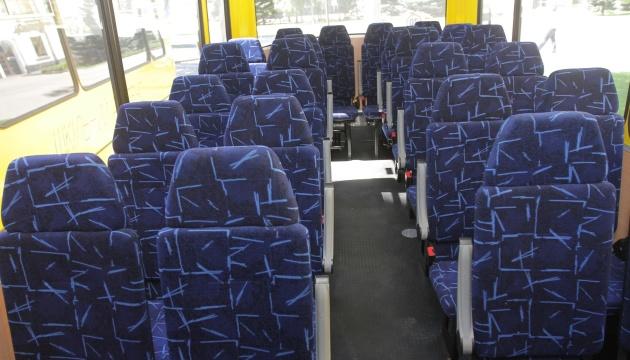 «Червона» Житомирщина скасувала внутрішні автобусні рейси