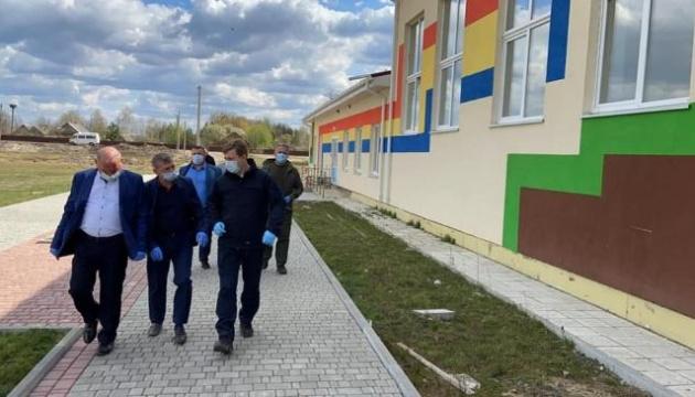 На Ривненщине 1 сентября более тысячи детей пойдут в новые школы и детсады