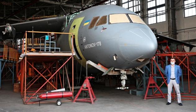 Літак Ан-178 сертифікують за стандартами США - президент ДП