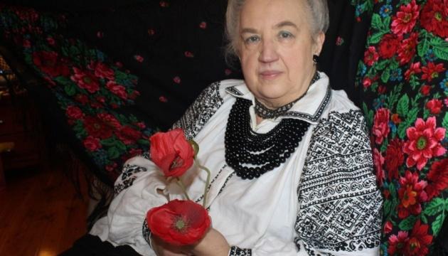 Берегиня української спадщини в Австралії Марічка Галабурда-Чигрин відзначає 70-річчя