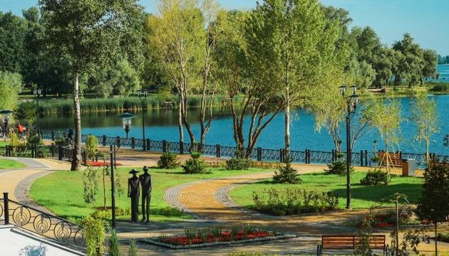 Киевский парк «Наталка» получил премию в области ландшафтной архитектуры