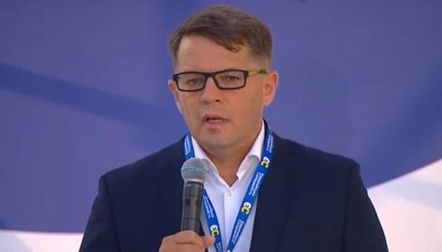 Сущенко: Йду у місцеву владу від