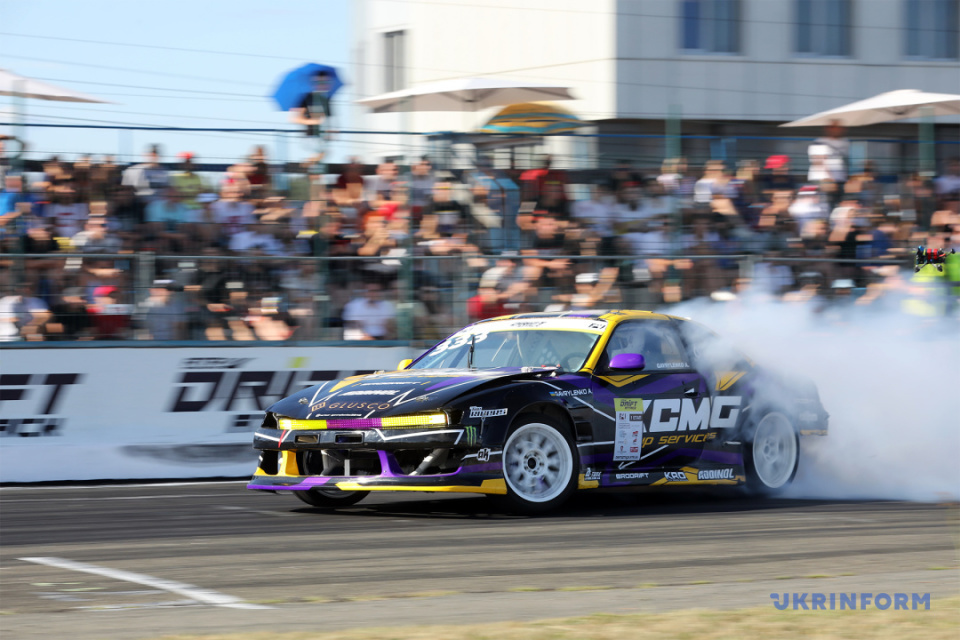 RTR Drift Attack / Photo: Volodymyr Tarasov, Ukrinform