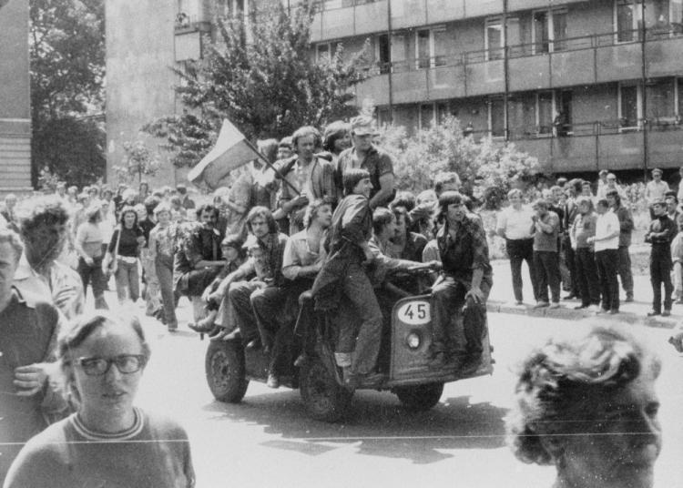 Протести у червні 1976 року