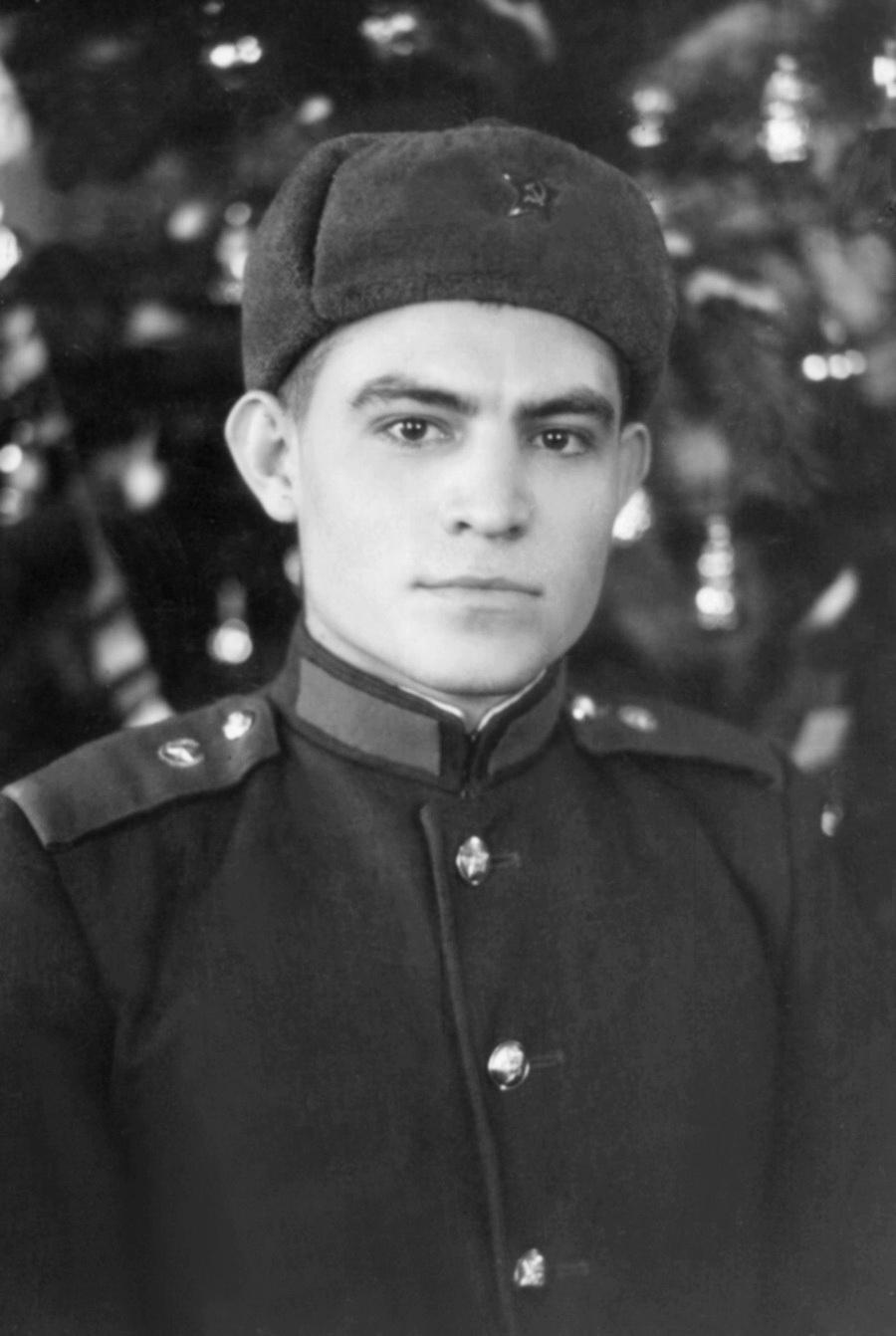 рядовий Василь Стус, 18 січня 1960 р., м. Лубни Полтавської області