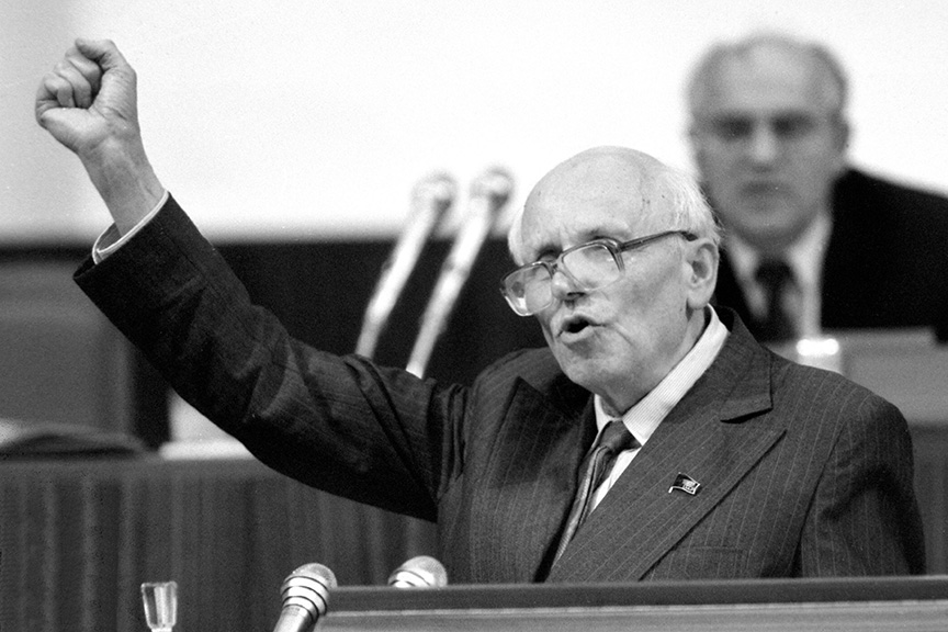 Андрій Сахаров був чи не єдиним, хто публічно і голосно виступив на захист Василя Стуса