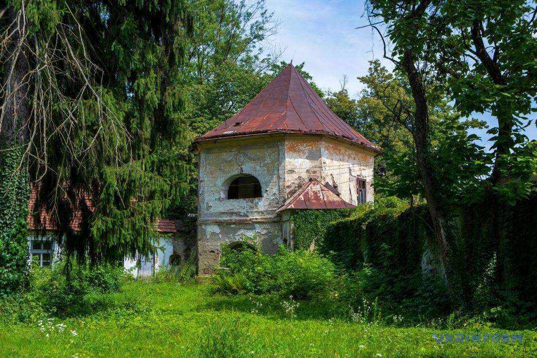 Палац Телекі в Довгому