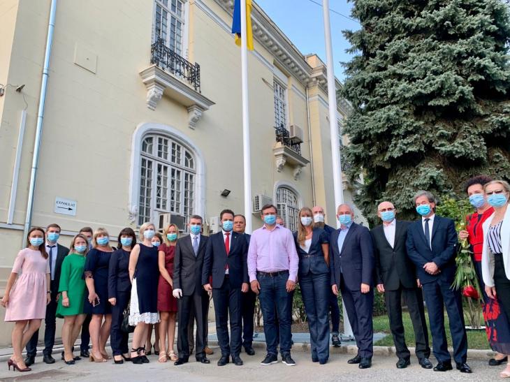 Україна відкриє нове консульство в Румунії, - Дмитро Кулеба