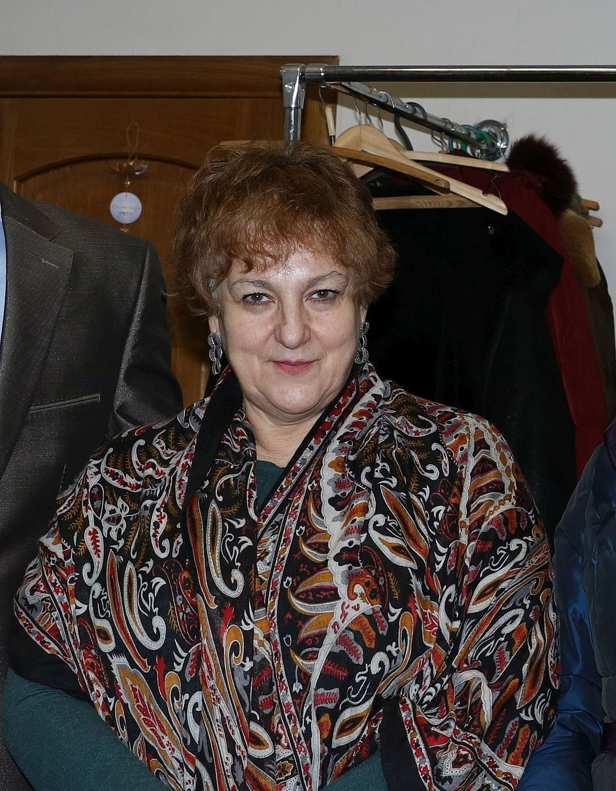 Ірина Клімова / Фото: Wikipedia
