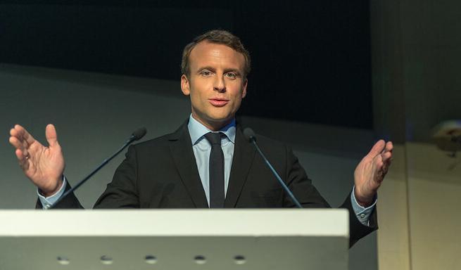 Президент Франції Емануель Макрон заявив, що не виключає повернення в країні суворого карантину