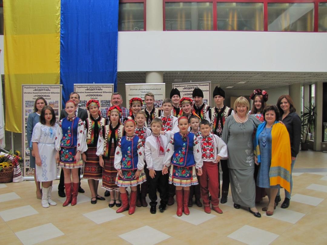 Українська недільна школа «Водограй» при Асоціації Українських Організацій в Естонії, Сілламяе