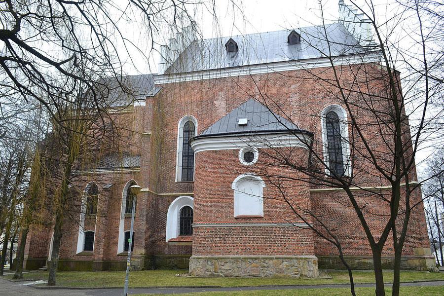 Костел Святого Варфоломія