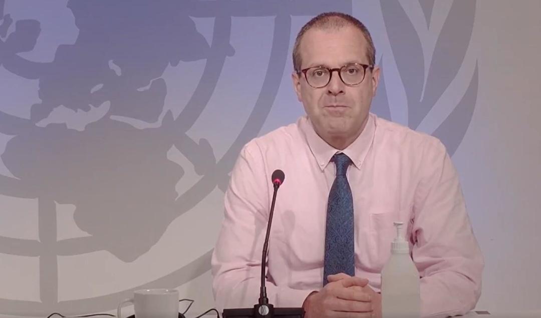 Директор Європейського регіонального бюро ВООЗ Ганс Клюге