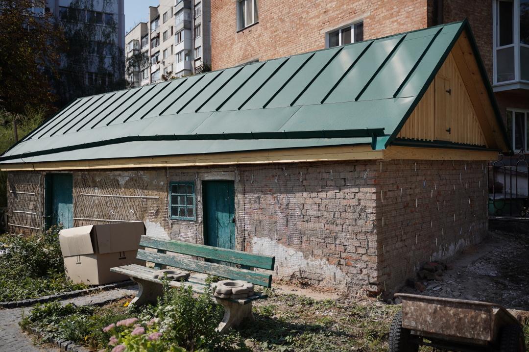 Экспозицию отреставрированной усадьбы-музея Коцюбинского сделают интерактивной