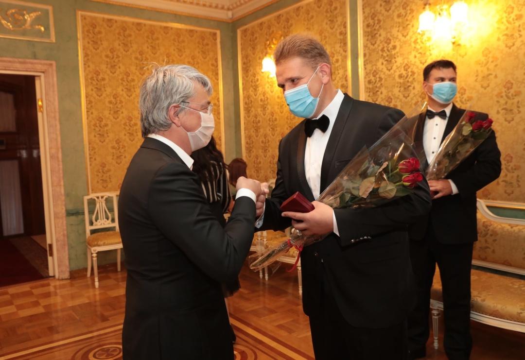 Ткаченко рассказал, как в Нацопере открыли сезон в условиях карантина