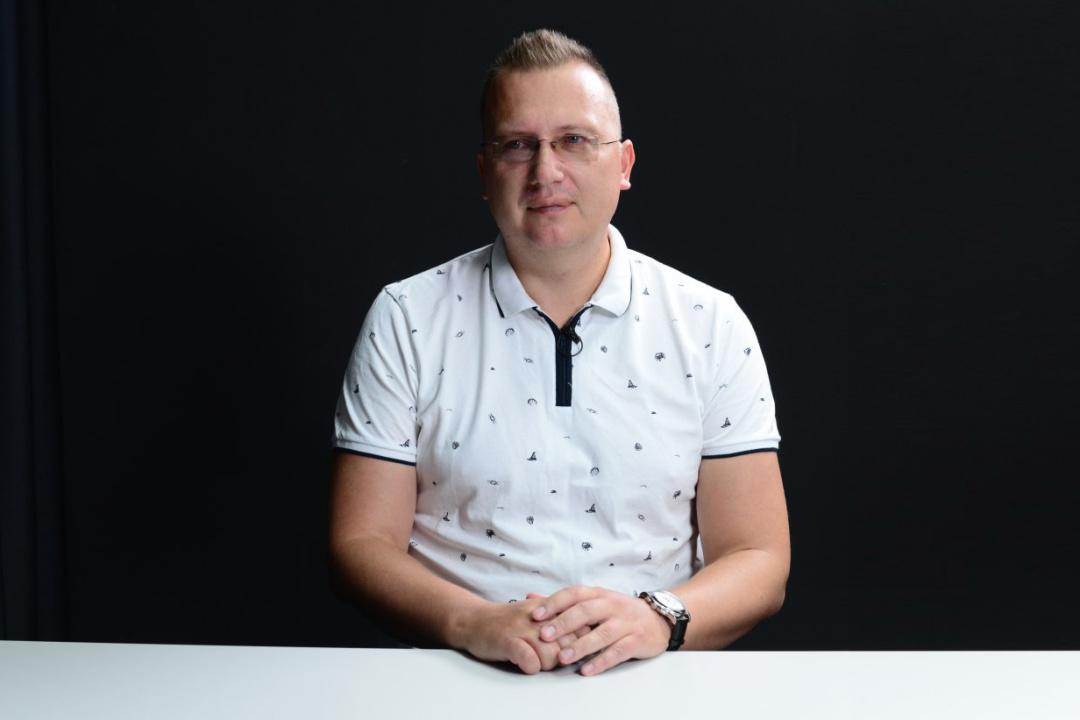 Олексій Кущ / Фото: Апостроф