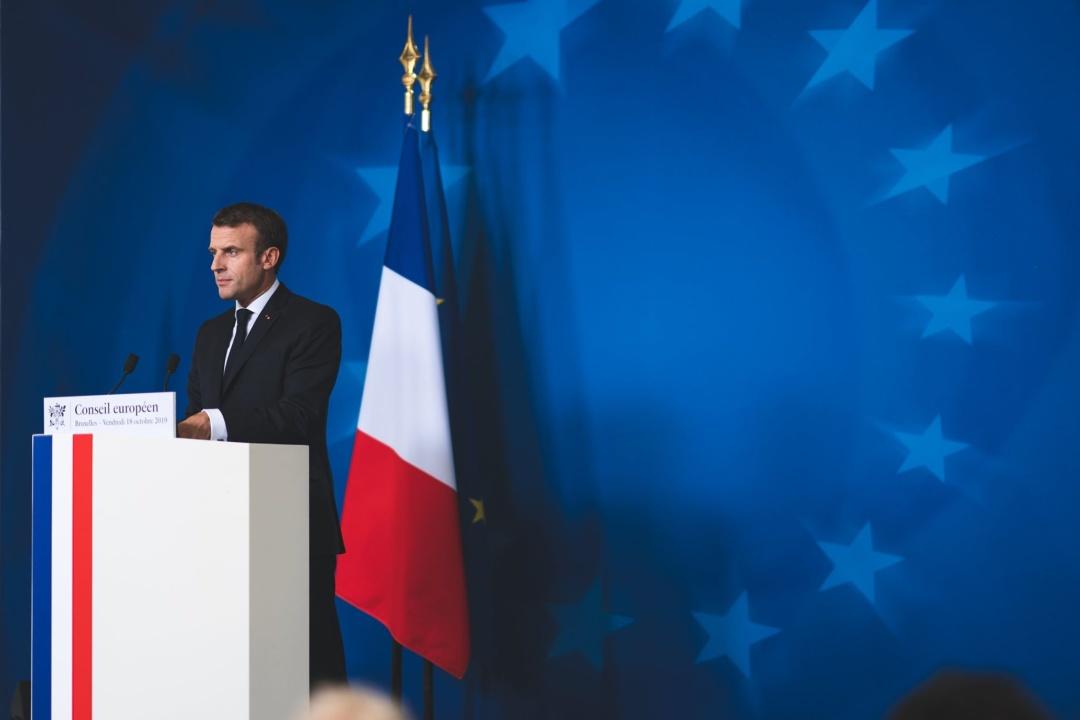 Еммануель Макрон / Фото: Élysée – Présidence de la République française