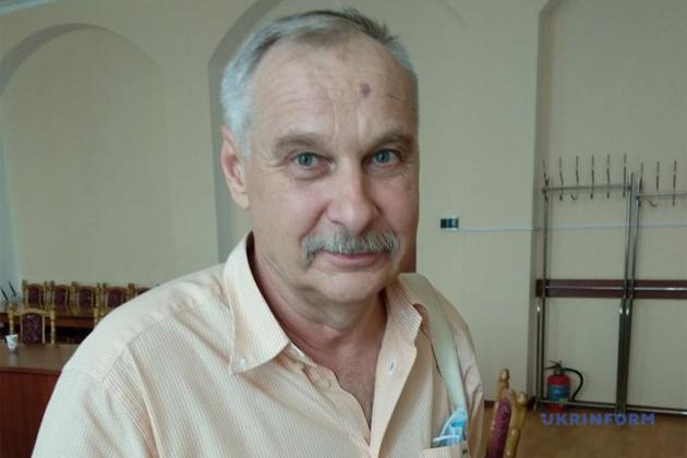 Сергій Соломаха