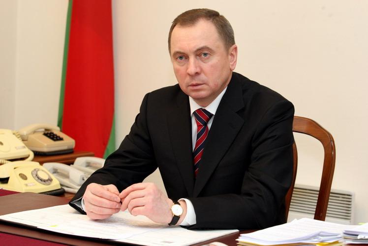 Владимир Макей / Фото: mfa.gov.by