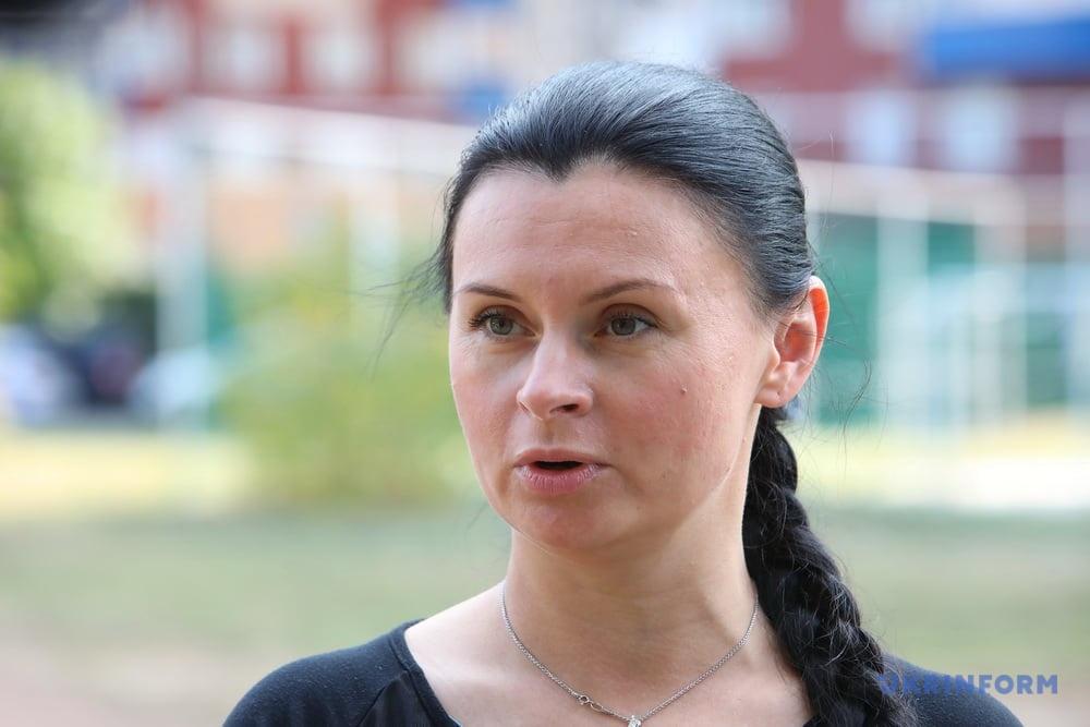 Лариса Матвєєва