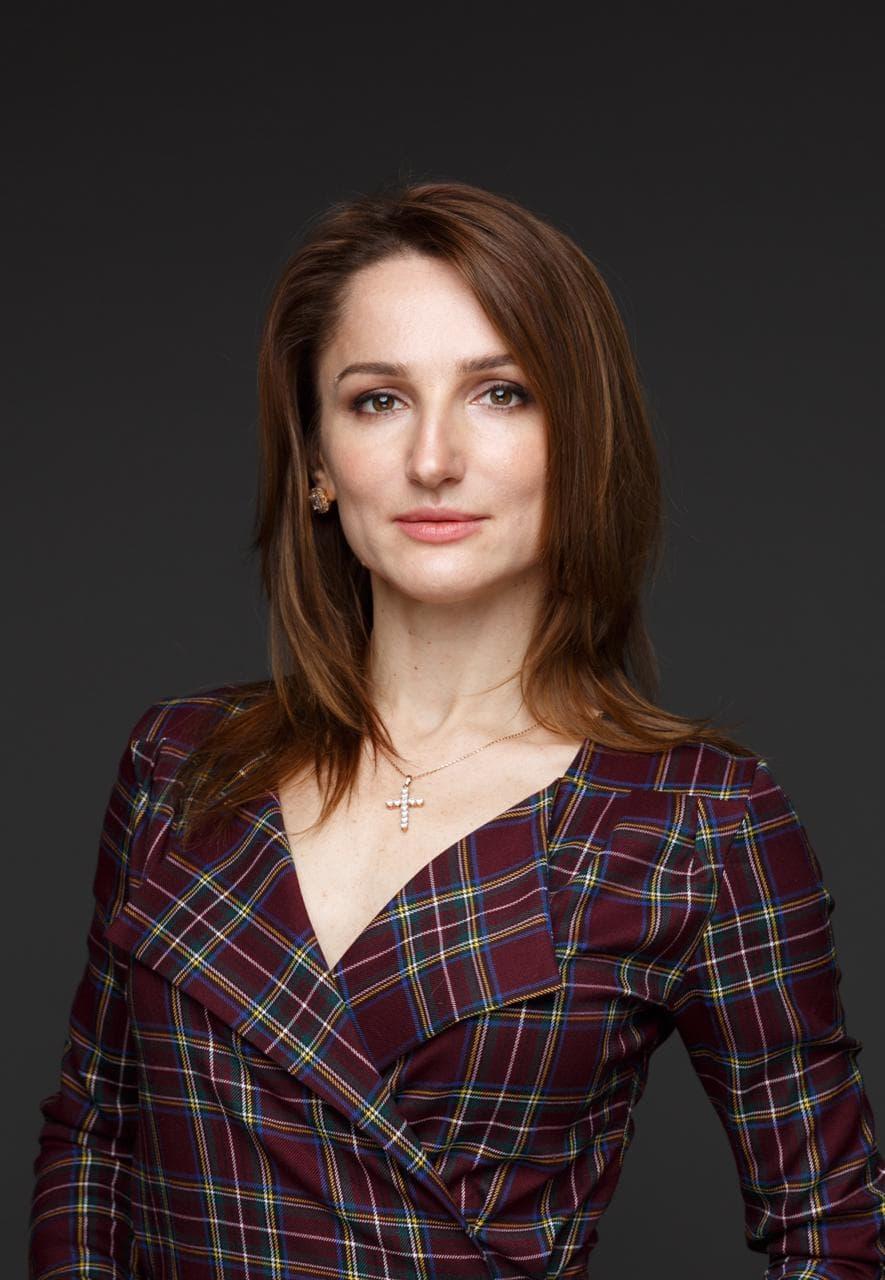 Анна Тищенко в. о. Директора департаменту  міжнародних спорів Міністерства юстиції
