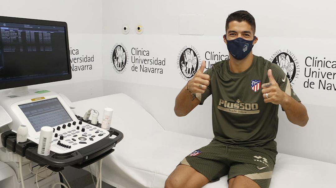 Луис Суарес стал игроком «Атлетико»